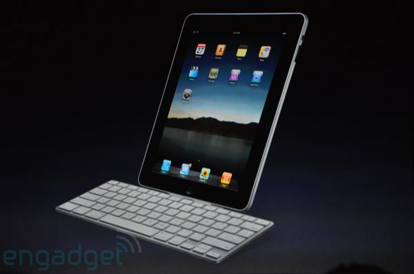 apple ipad multi-touch
