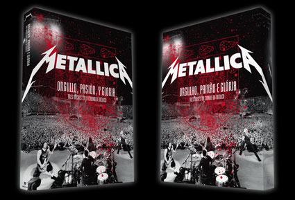 metallica mexico dvd cover